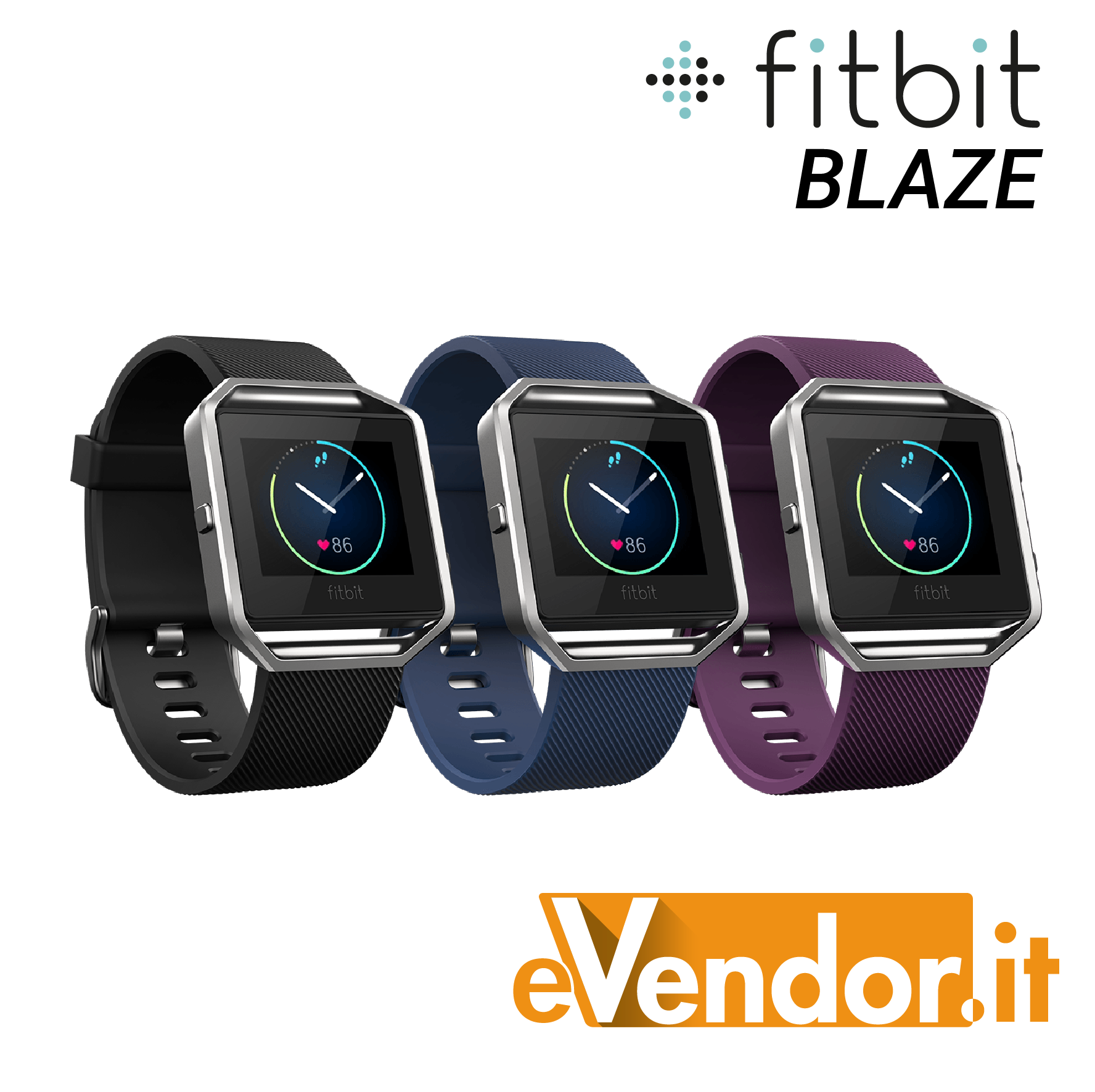 how to get clock displays for fitbit blaze