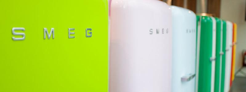 Il frigorifero Smeg | Stile anni 50 | eVendor.it