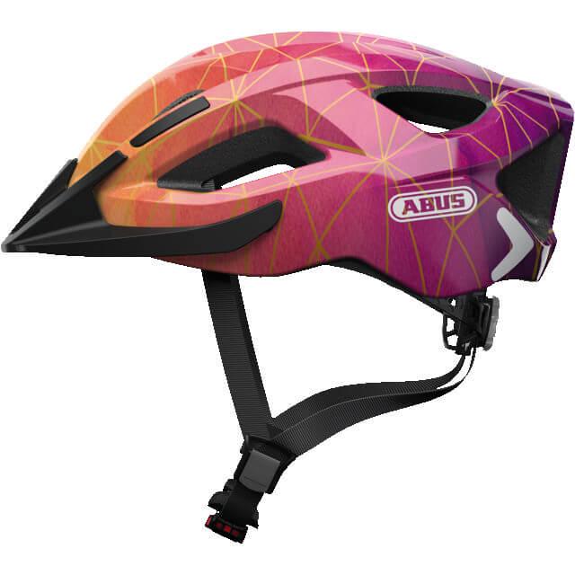 Casco de bicicleta casco radhelm bike casco caída casco con led luz de seguridad blanco